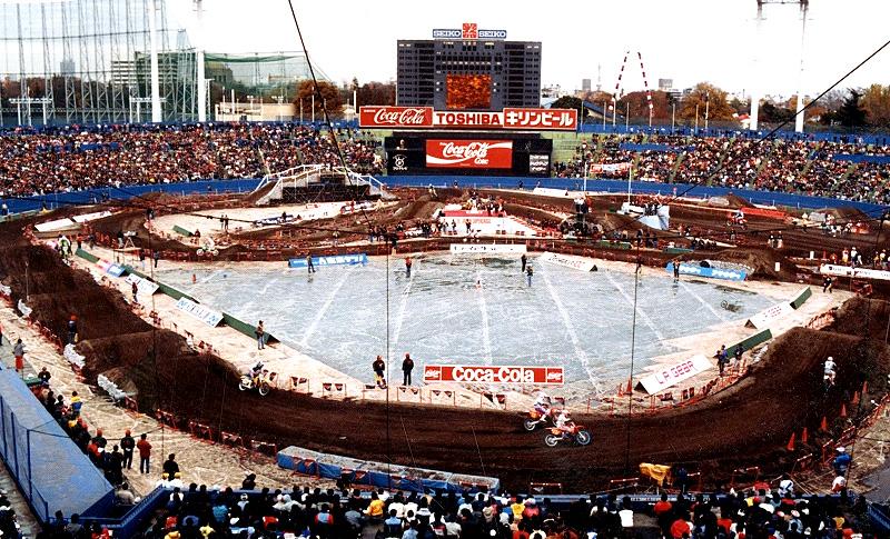 ジャパンスーパークロス・1987: 今日のキャプテン・アルフレッド